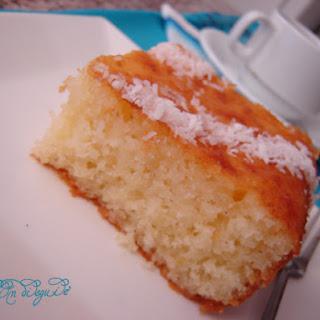 My Ultimate Coconut Cake