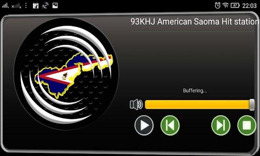 Radio FM American Samoa - náhled