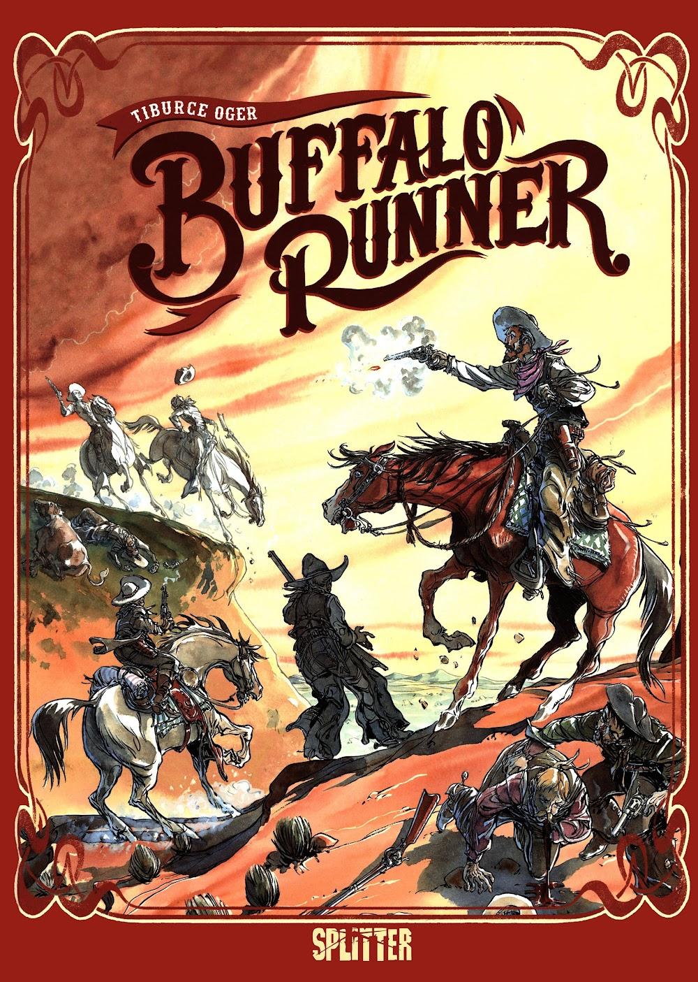 Buffalo Runner (2015)