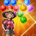 Bubble Journey -  Bubble shooter & Adventure story icon