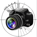 AngleCam Pro - Camera with pitch & azimuth angles icon