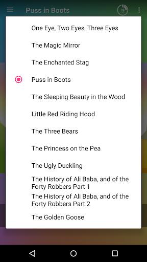 Audio Fairy Tales for Kids Eng 2.46.20095 screenshots 3