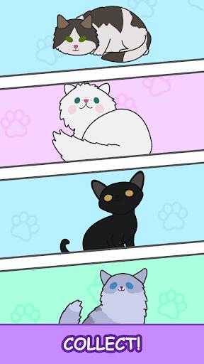 Cats Tower - Merge Kittens 2 2.18 screenshots 4