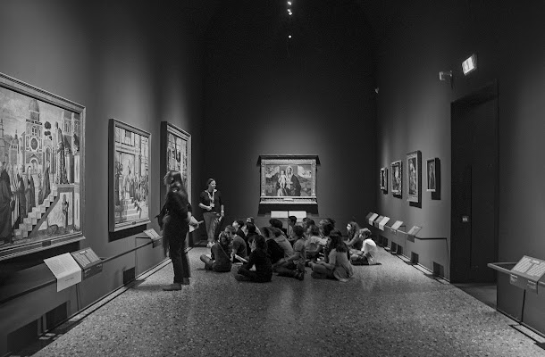 Brera: primi incontri con l'arte di mariarosa-bc