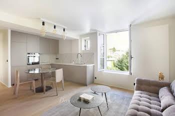 Appartement 3 pièces 57,89 m2