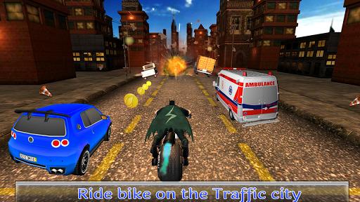 BATBIKER Real Rider