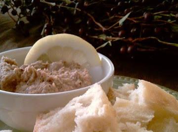 Kalamata Olive Hummus Recipe