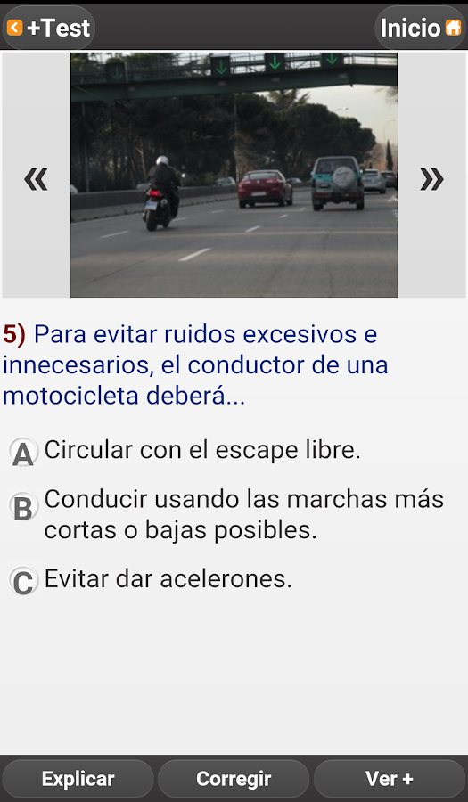 Autoescuela.com- screenshot