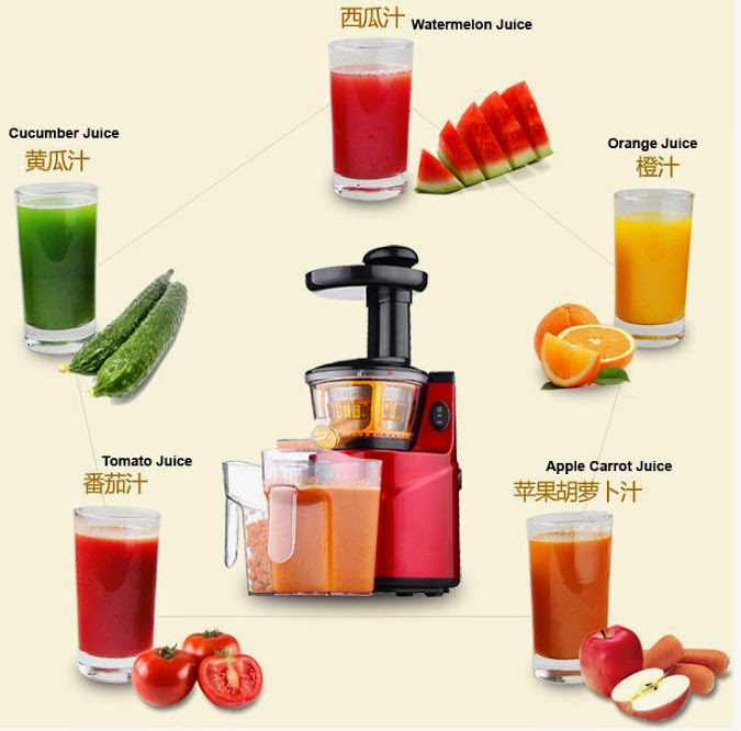 JD High Quality Slow Juice Maker / Juicer Blender / Juice Extractor Primada / Panasonic / LG ...