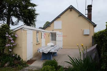 Maison 3 pièces 60,23 m2