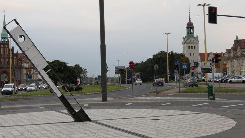 Zegar słoneczny Szczecin