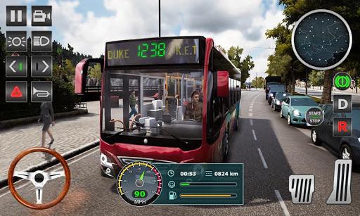 City Bus Simulator Pro 2019 1.0 screenshots 3