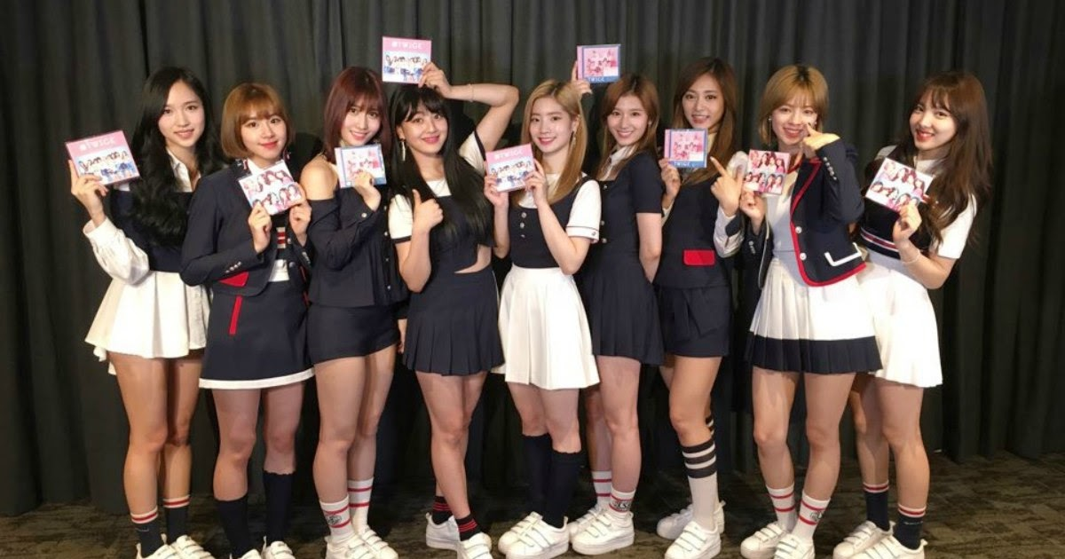 First Japan , now TWICE is slaying chinese idols