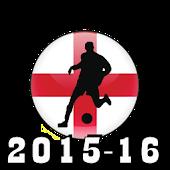 England Football 2015-16