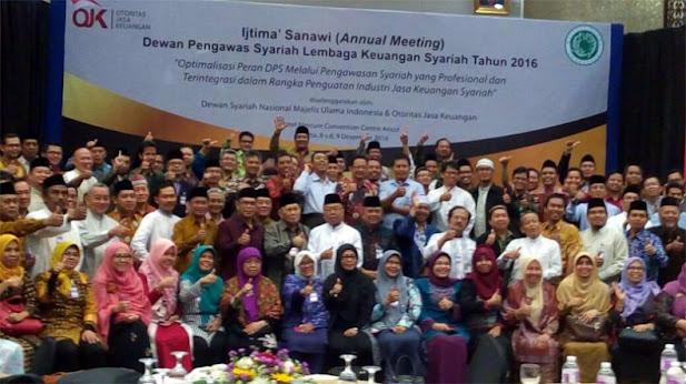 Dewan Pengawas Syariah (DPS) diharapkan lebih optimal dalam pengawasan industri keuangan syariah