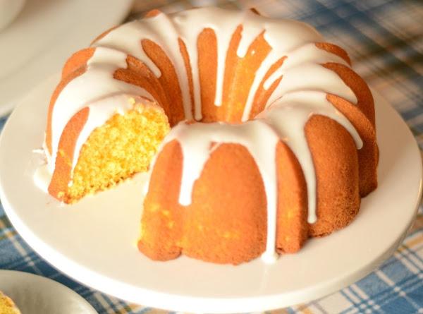Three Ingredient Cake Recipe