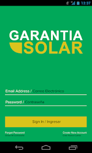 Garantia Solar- screenshot thumbnail