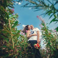 Wedding photographer Vitaliy Gayfulin (Hawk13). Photo of 15.09.2015