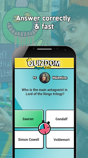 QUIZDOM - Kings of Quiz 5.44 screenshots 4