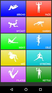Denní cvičení - náhled