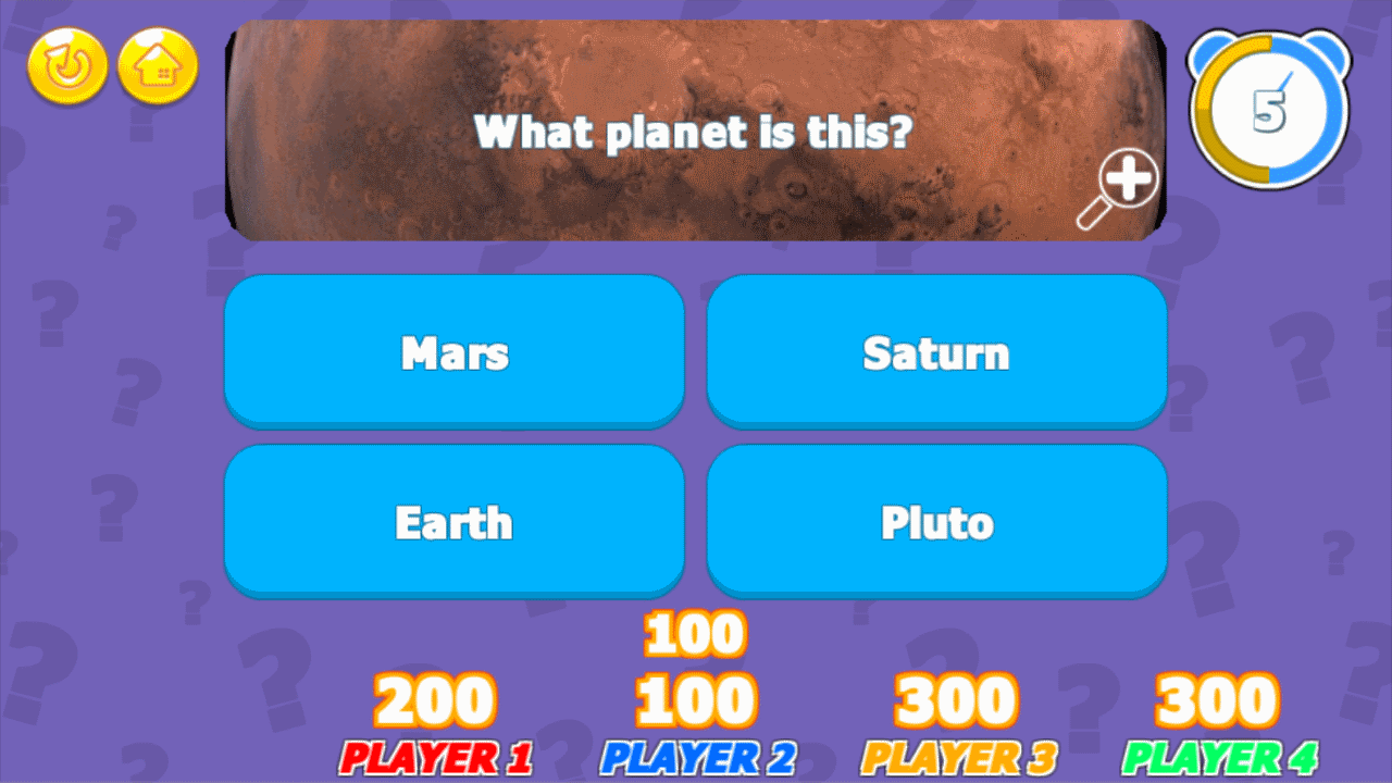 Trivia King- screenshot