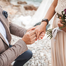 Wedding photographer Nastasiya Gusarova (nastyagusarova). Photo of 17.08.2017
