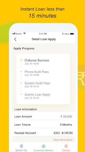 CasHere - Safe Loan Get Here Easy and Fast