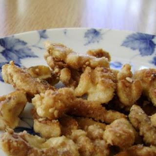 Maple Glazed Walnuts