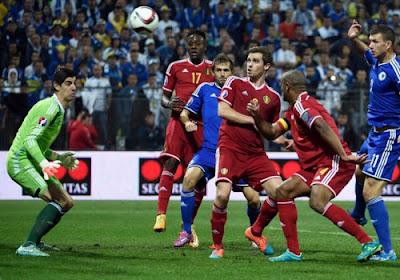 Bosnie-Belgique frôle les 2,5 millions de téléspectateurs