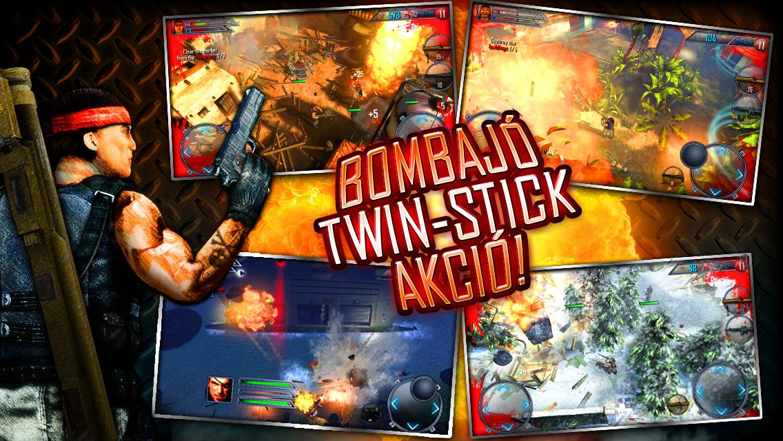 Assault Commando 2 – képernyőkép