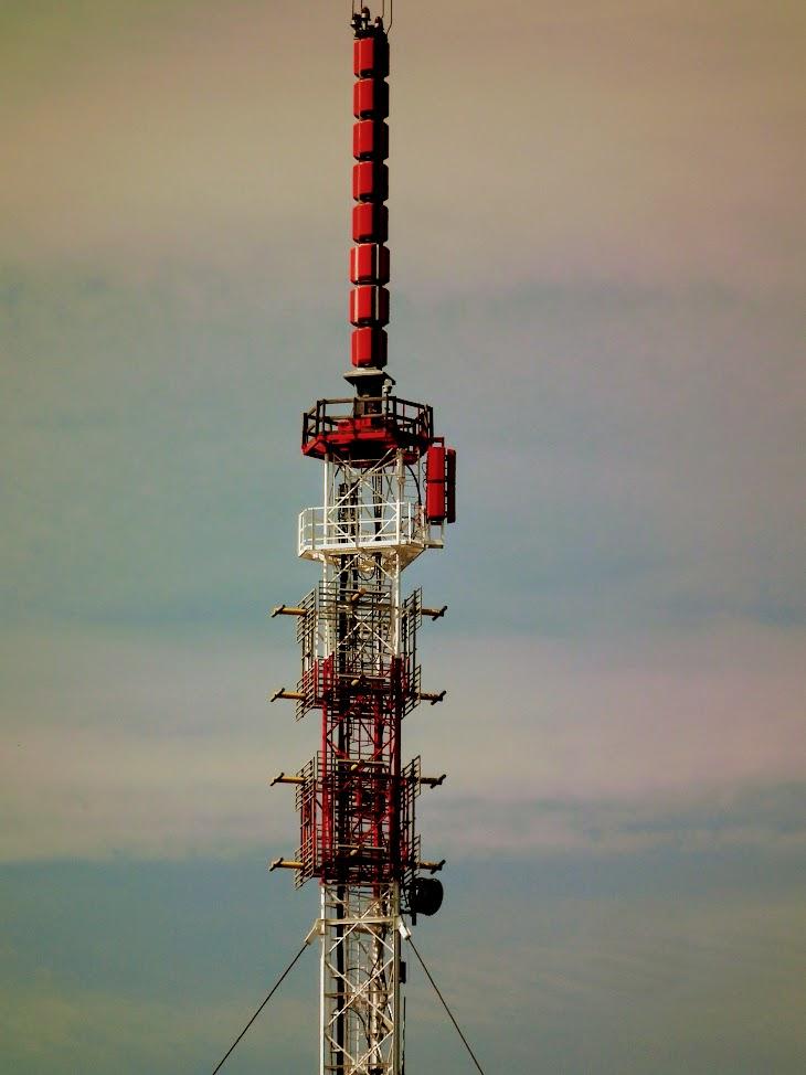 Szeged/Újszeged - TV-URH gerincadó állomás