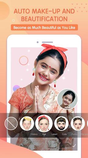 LemoCam - Selfie, Fun Sticker, Beauty Camera 1.9.0 screenshots 2