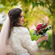 Wedding photographer Maksim Goryachuk (GMax). Photo of 13.11.2017
