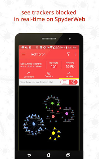 Redmorph Ultimate Privacy & Security Solution screenshot 7