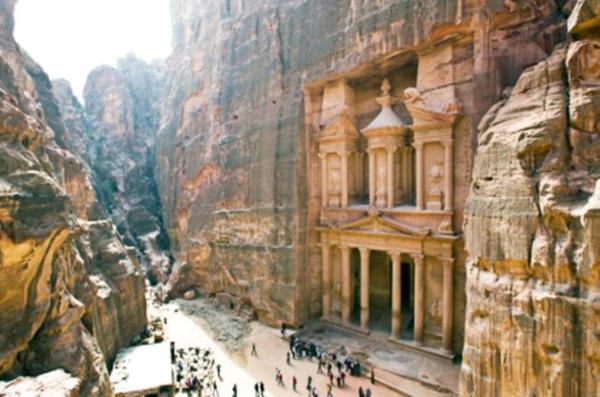 Ruinas de Petra