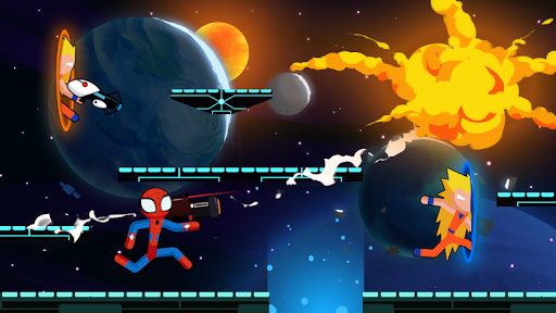 Stickman Dragon Fight - Supreme Stickman Warriors 1.0.12 screenshots 20