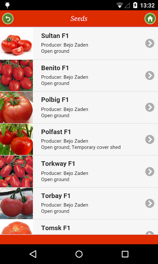 "Tomato: from ""A"" to ""Z"" (TJ)- screenshot"