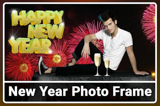 New Year Photo Frames 1.0 screenshots 1