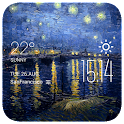 Starry Night Over the Rhone icon
