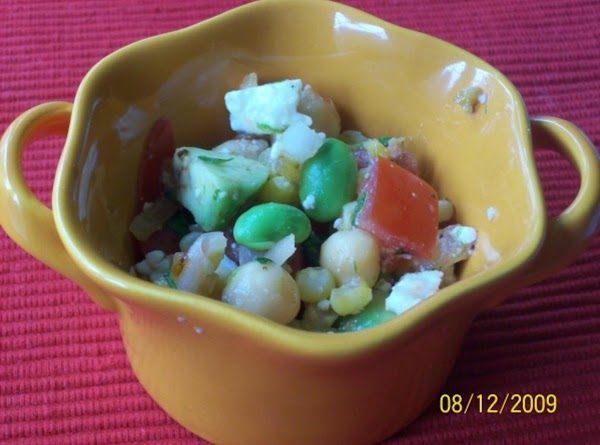 Indian-style Grilled Corn Midsummer Salad Recipe