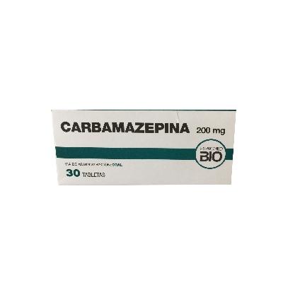 carbamazepina espro 200mg 30tabletas espromed bio