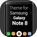 Theme and Launcher for Galaxy Note 8 icon