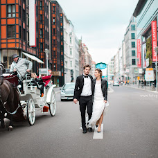 Wedding photographer Irina Ugryumova (fotografarte). Photo of 14.04.2014