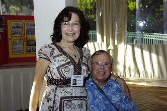 Photo: Faith Moody Fults and Bill Fults