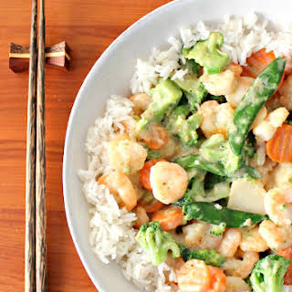 Shrimp Coconut Milk Sauce Recipes.
