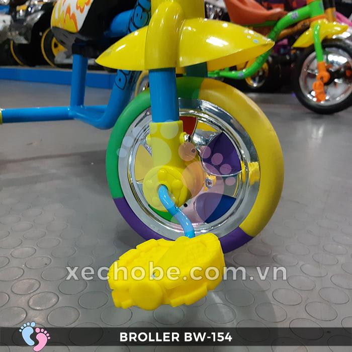 Xe đạp 3 bánh cho bé Broller XD3-154 4