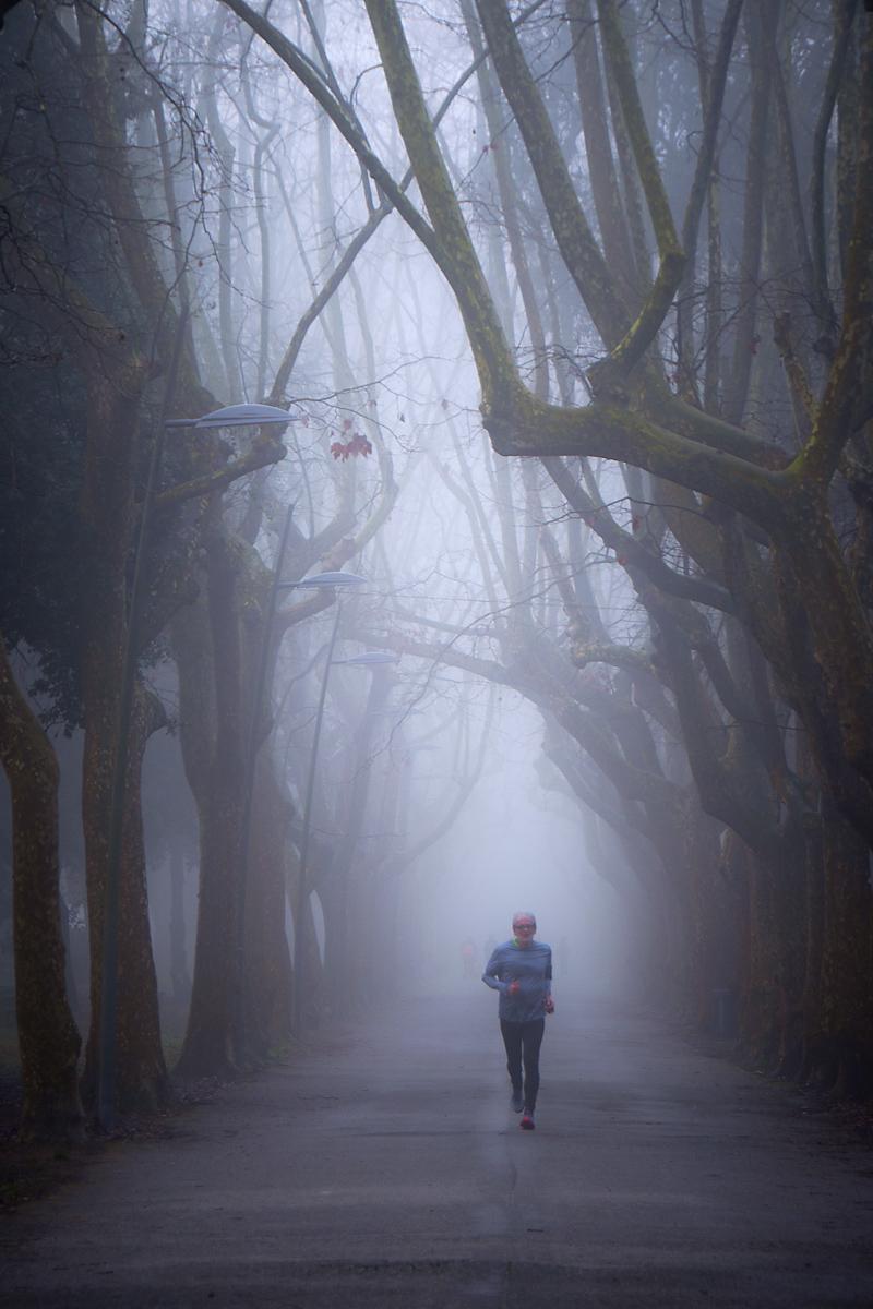 The Caligo Runner di Gabriele Pardini