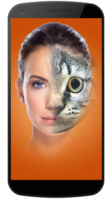 #9. Animal Photo Face Mix (Android)