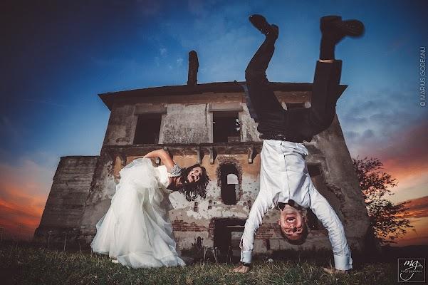 Wedding photographer Marius Godeanu (godeanu). Photo of 03.12.2017