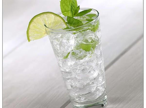 Oro Mojito Drink Recipe